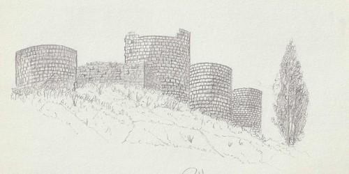 Burgos. El Castillo