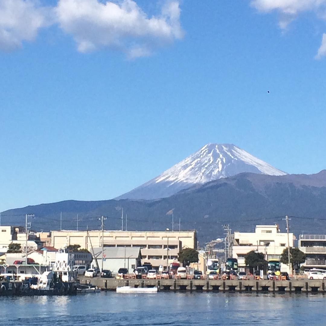 今日の富士山 #今日の富士山