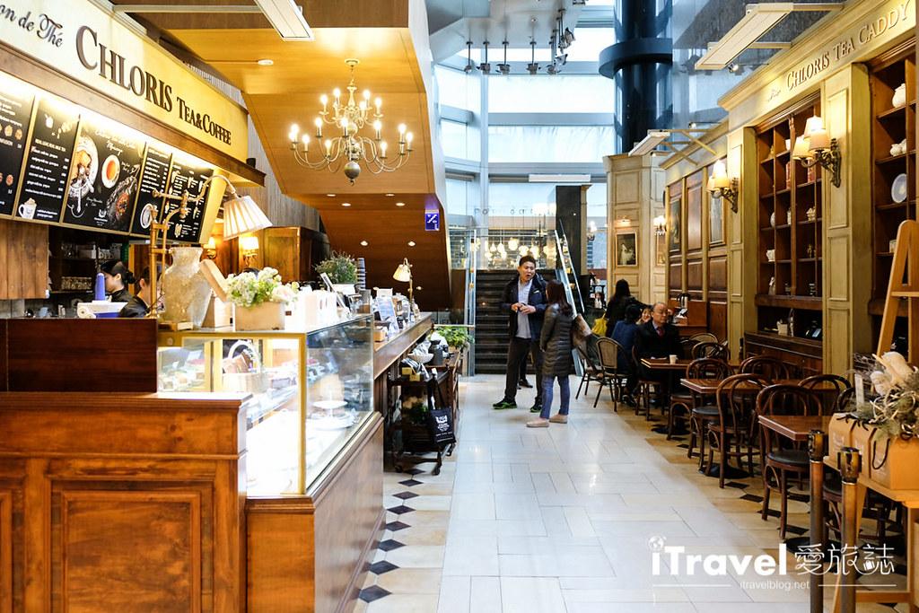 首尔美食餐厅 Chloris Tea & Coffee (3)
