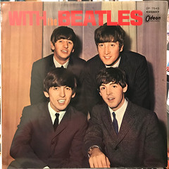 THE BEATLES:WITH THE BEATLES(JACKET A)