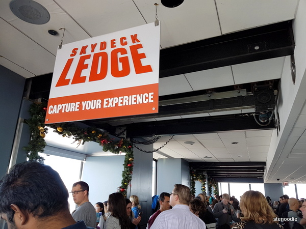 Skydeck Ledge at Willis Tower