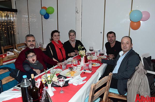 Rıhtım Restoran yıl başı kutlaması -2