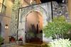 Taormina - Il medioevale portale di Palazzo Ciampoli by Luigi Strano