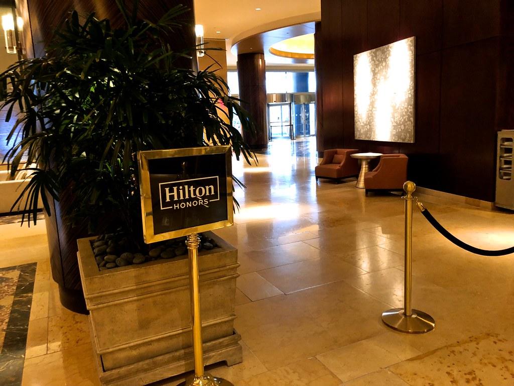 Hilton Americas-Houston Standard Suite