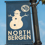 North Bergen Holiday Banner, New Jersey