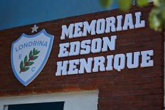 16/12/2017: Inauguração Memorial do Londrina Esporte Clube