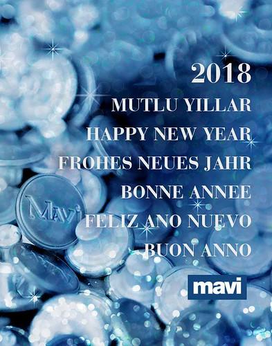 Mavi Jeans Yeni Yıl Maili