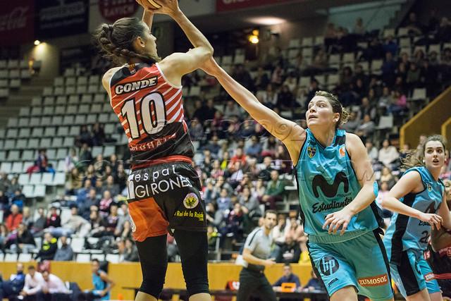 Girona Estudiantes Liga DIA