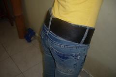 wide jeans belt SDC11237