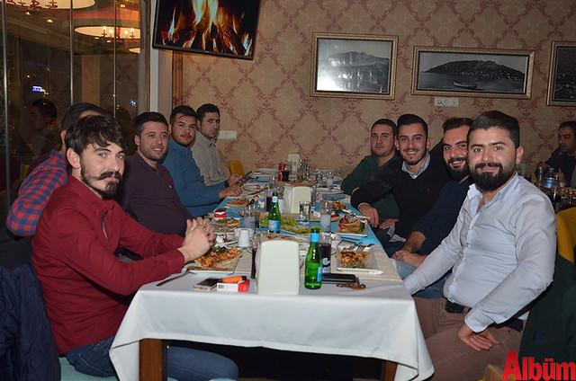 İşletme Müdürü Atilla Bülbül, Mustafa Nergiz- Alanya Et & Balık Restoran-2