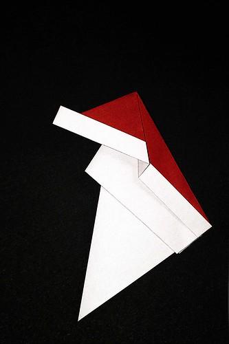 Origami SevenRatSanta (Rickie Donachi)