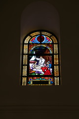 St. Nicholas Stained Glass