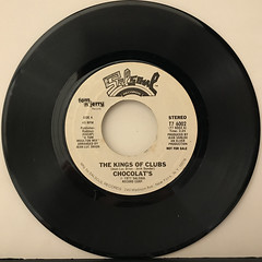 CHOCOLAT'S:THE KINGS OF CLUBS(RECORD SIDE-A)