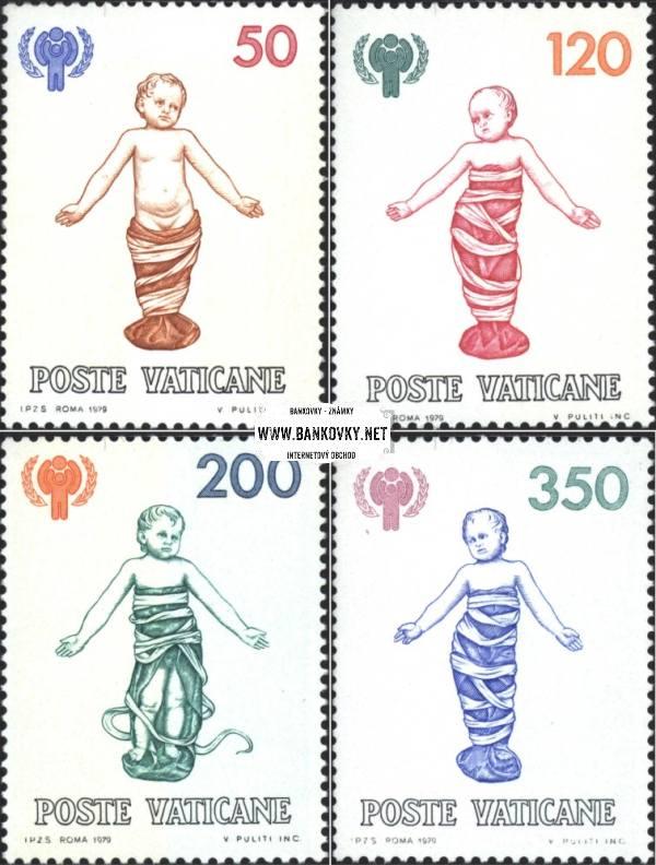 Známky Vatikán 1979 Rok Kinof