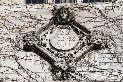 Badge, Ida Noyes Hall