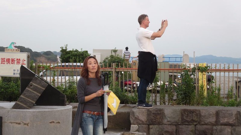 Enoshima island Kanagawa Japan