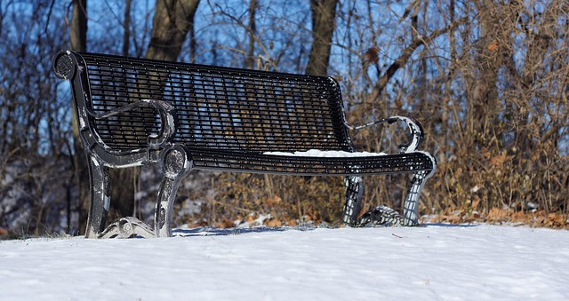 Jan 02 - The Lonely Bench