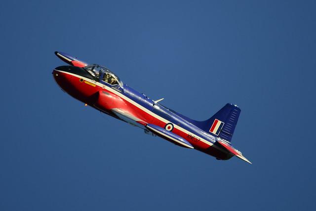 G-BKOU/XN637 Jet Provost T.3