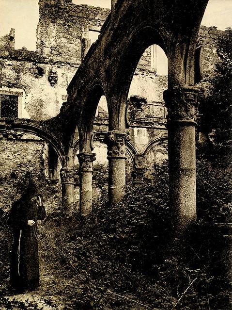 Ruinas del Claustro de Yuste