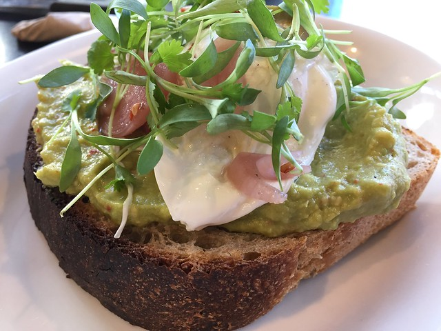 Avocado Mash Toast