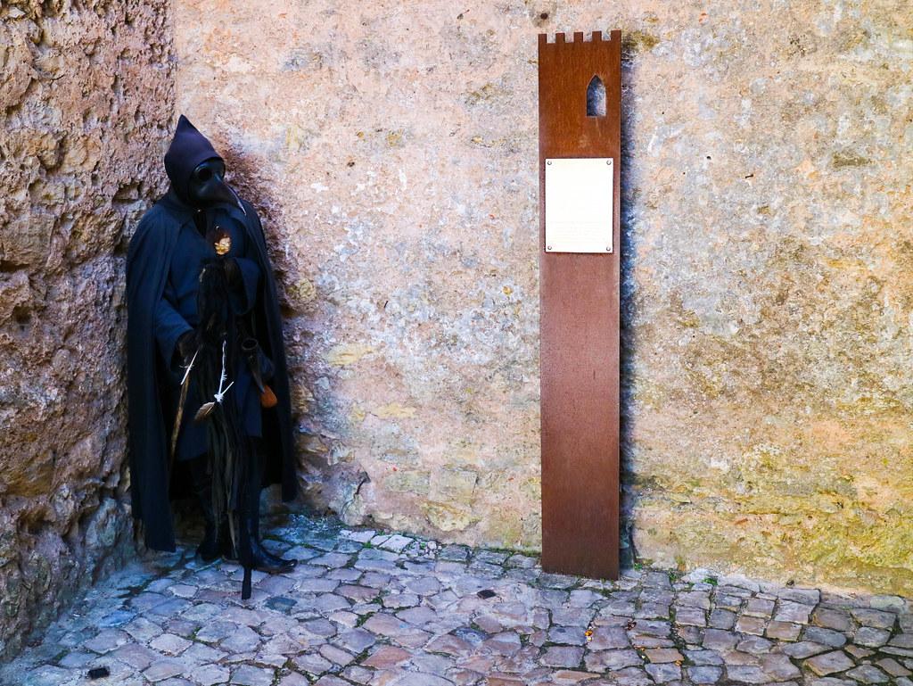 La peste en Portugal