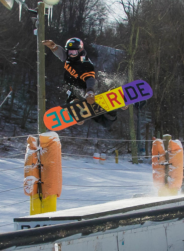 Avalon Rail Jam 1/7/18