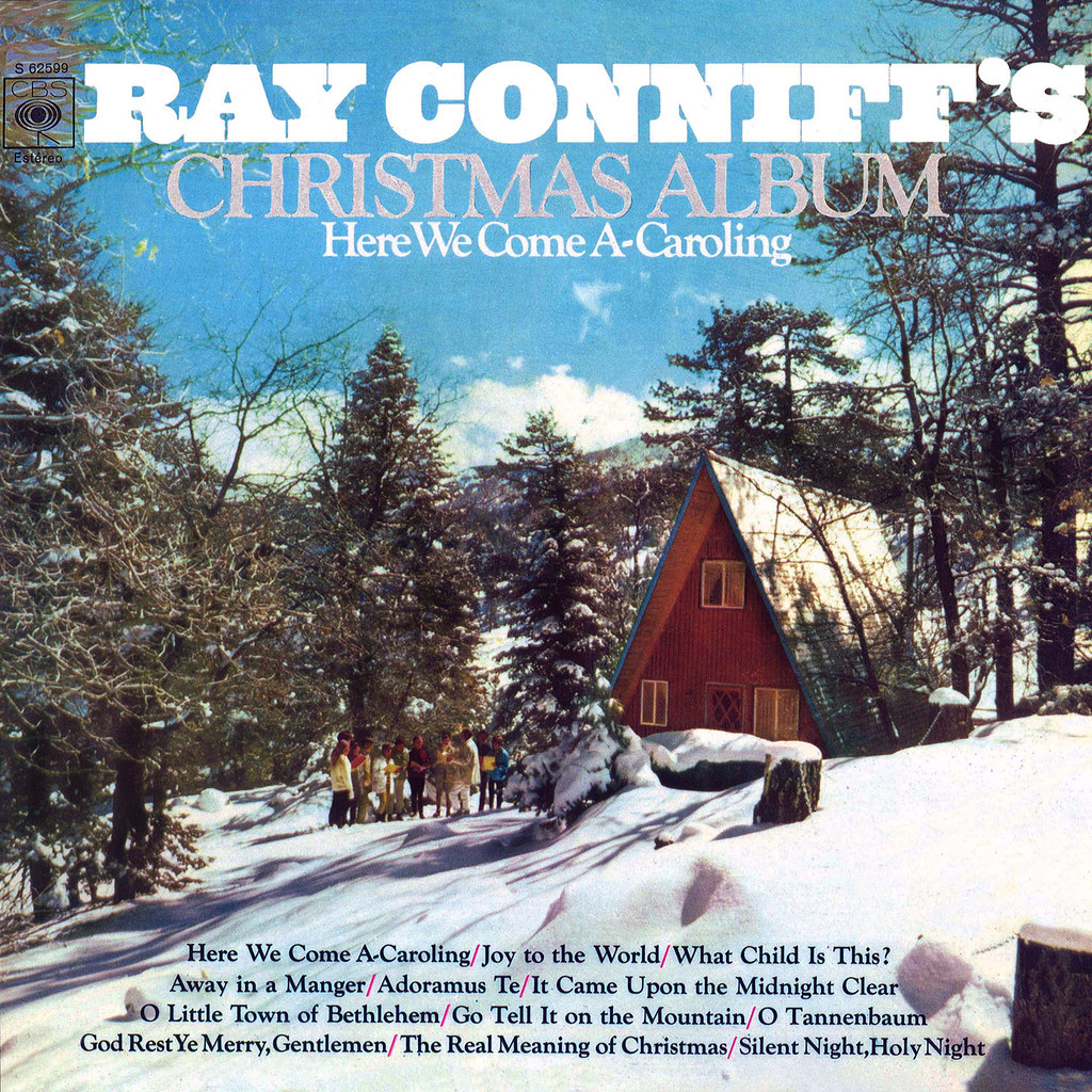 Ray Conniff - Christmas Album