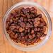 Sultana raisins. by annick vanderschelden