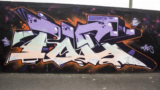 FFM - Hall of Fame - Graffiti