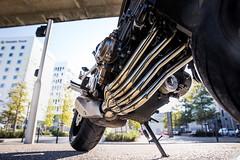 Honda CB 650 F 2018 - 21