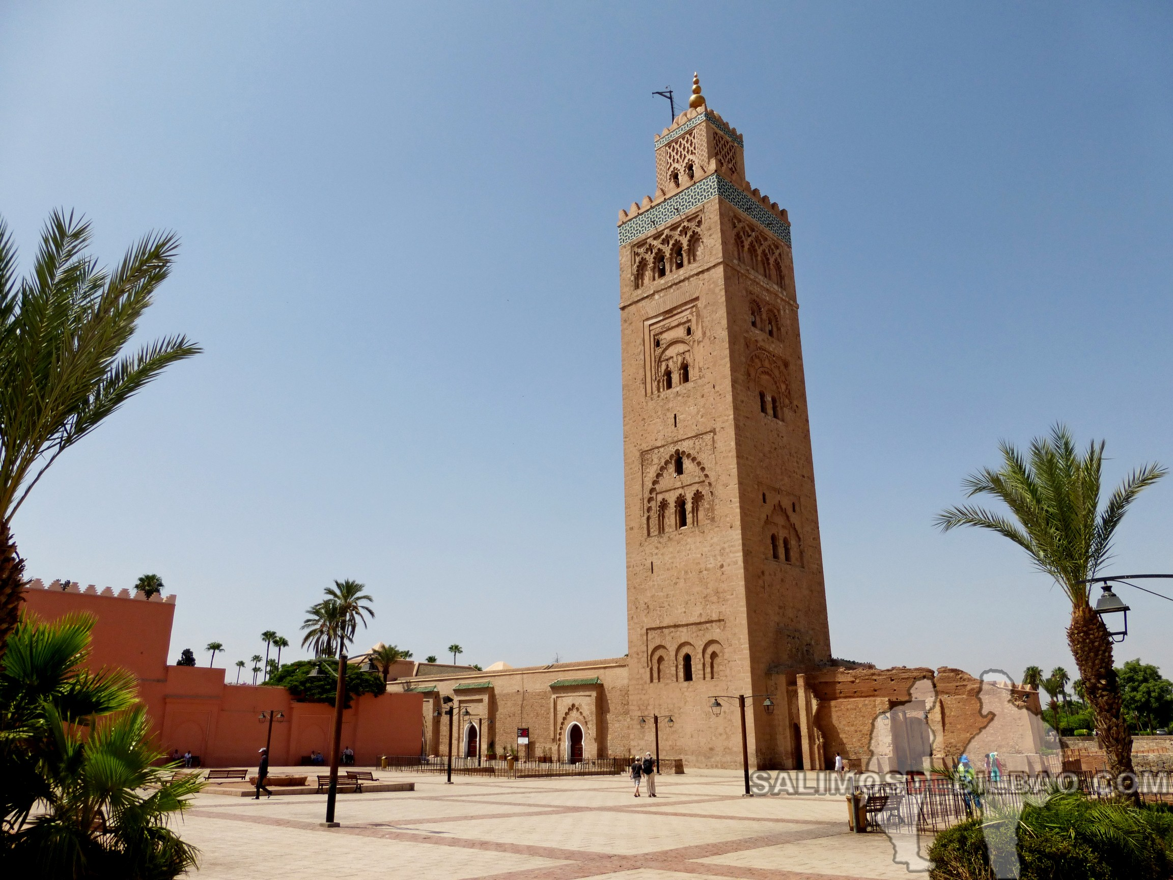 732. Mezquita Koutoubia, Marrakech