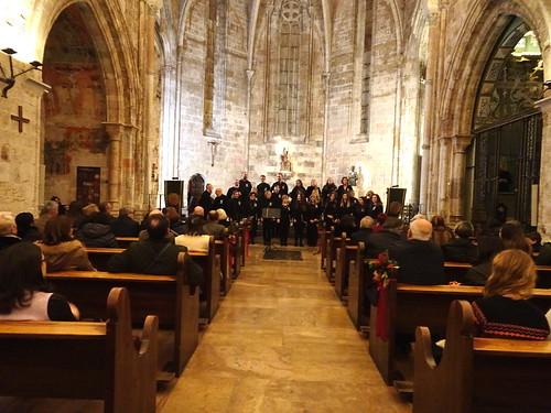 Christmas Concert & quot; Cor Vocalis & quot;. December 2017