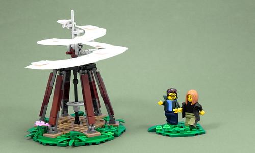 Da Vinci Airscrew