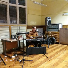 Chris Conway solo - Kettering Library