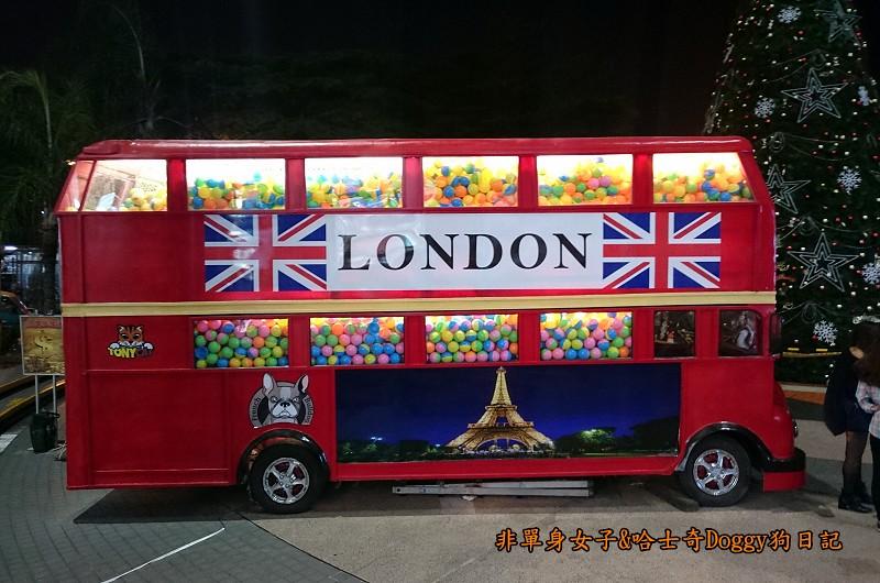 台南雙層扭蛋巴士01