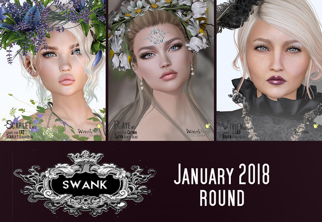 Jan 2018 at Swank for Women