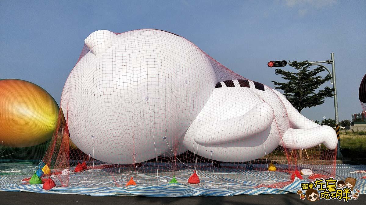 高雄夢時代OPEN大氣球遊行-8