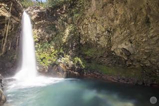 Oropendula Waterfall  [CR]