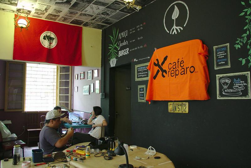 Café Reparo POA 3/12/17 - Germina