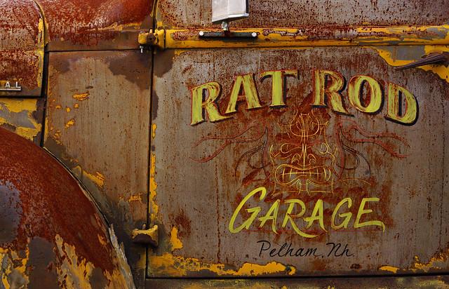 Rat Rod Grunge