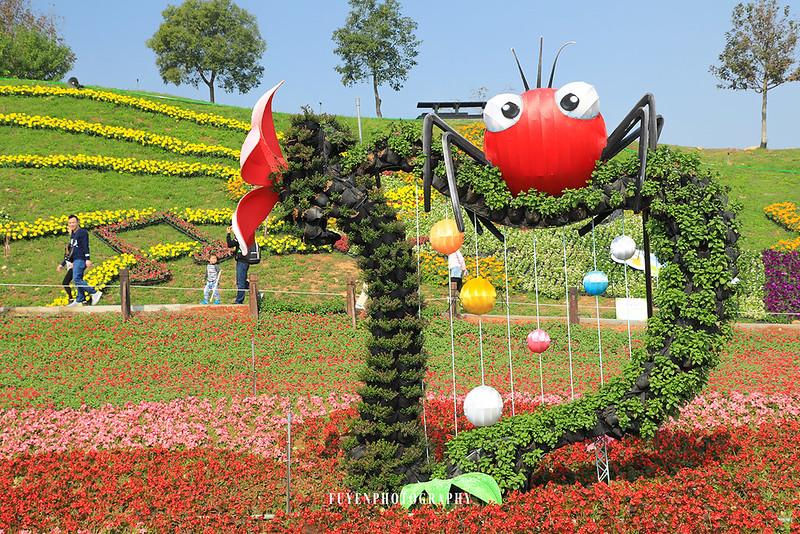 2017臺中國際花毯節34