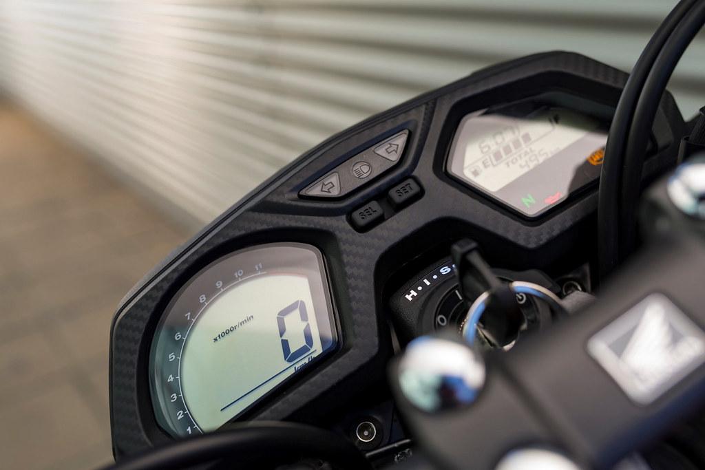 Honda CB 650 F 2018 - 14