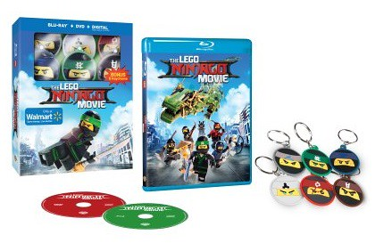 The LEGO Ninjago Movie już na Blu-Ray 1