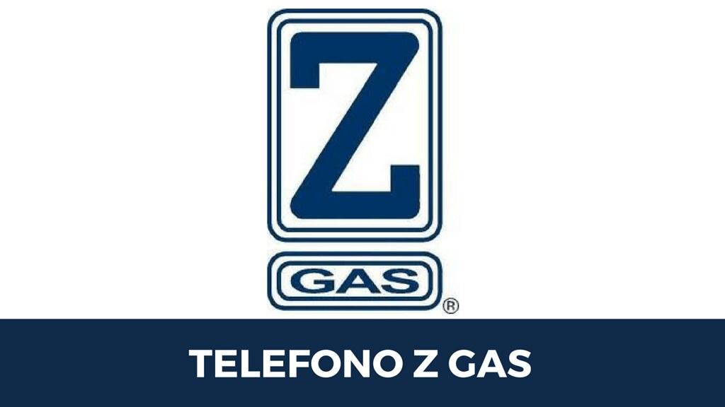 Telefono Z Gas