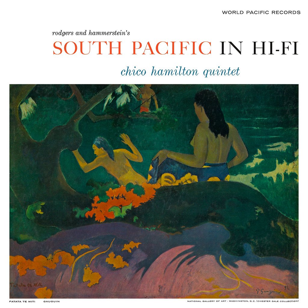 Chico Hamilton - South Pacific in Hi-Fi