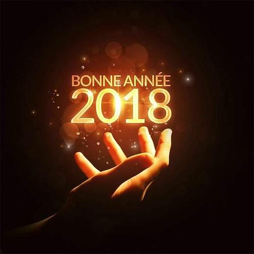 Bonne Année2018