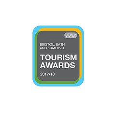 Silver award for Sustainable Tourism