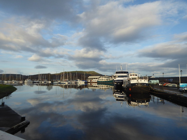 Caledonian Canal, South Kessock