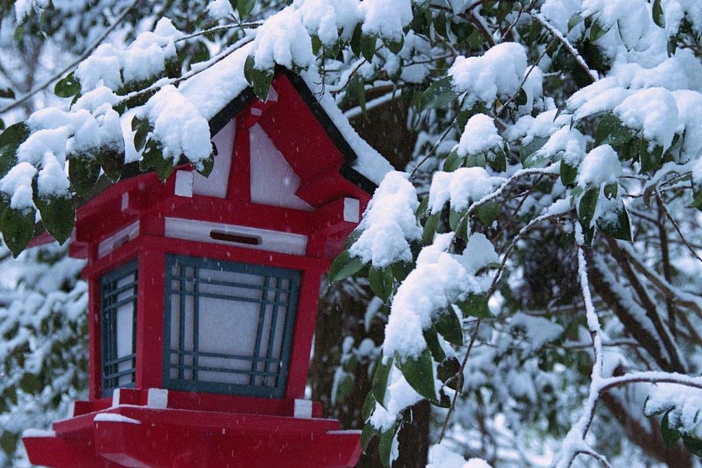 貴船神社(Kifune Shrine) 雪景色-3