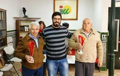 Segundo puesto: Francisco Vergara y José López